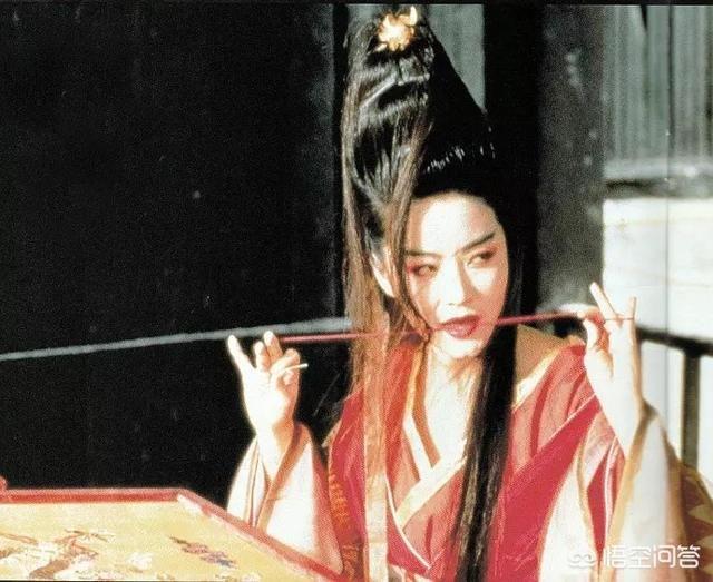 新笑傲江湖》实在看不下去 找林青霞的《东方不败》来洗眼睛 1