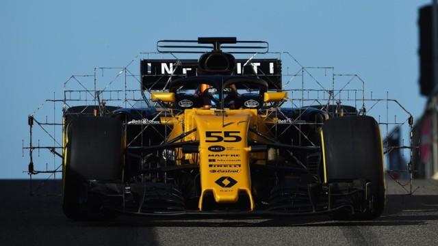F1的最终进化?丁字裤Halo系统能承受一辆巴士 4