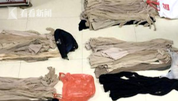视频|小伙偷400多条女性丝袜内裤解压 曾想看心理医生 1