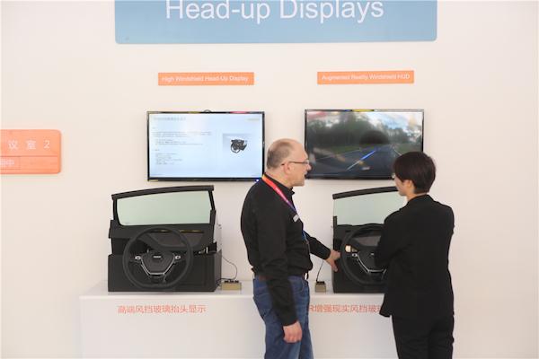DriveCore国内首秀伟世通携全新座舱电子技术亮相北京车展 3