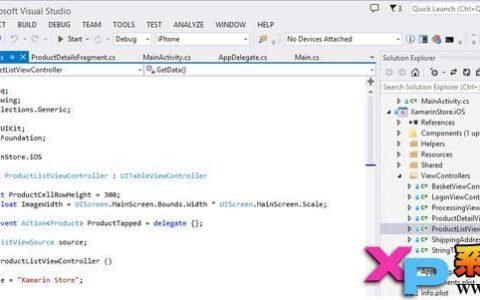 teenChartNETXamarin(之一):专注于移动应用程序数据可视化—包含数学函数和多种图表组合
