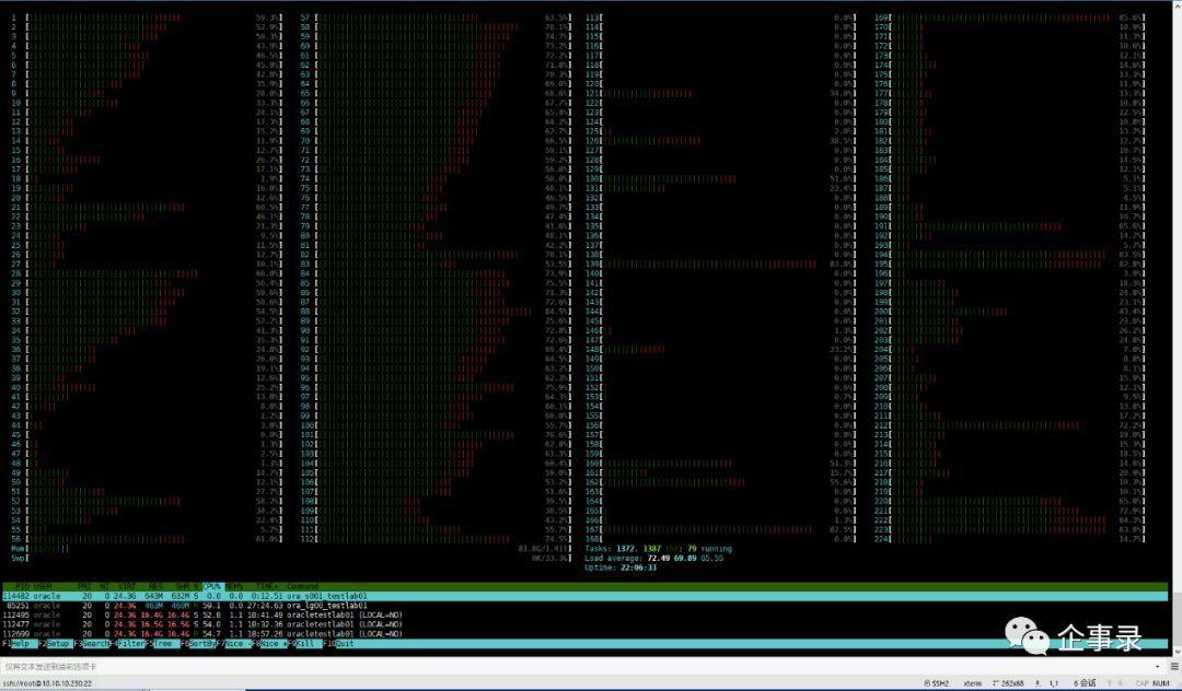 四路服务器搭配Optane 数据库真能飞起来 9
