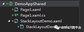 C使用Xamarin开发可移植移动应用(3XamarinViews控件)附源码 2