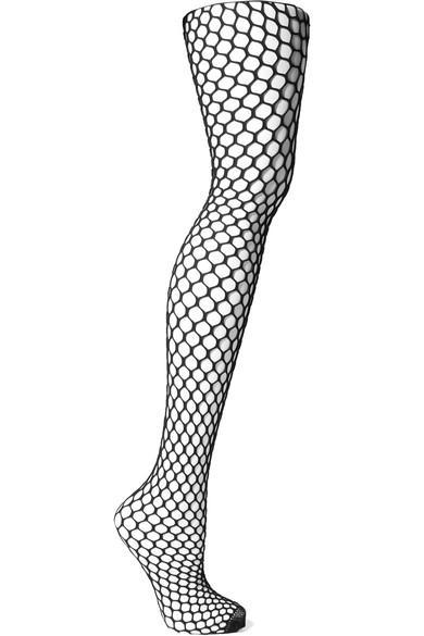 黑丝袜怎么搭配才不low 秀场模特教你如何穿 1