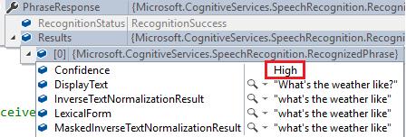通过编写C#代码使用Azure AI 服务进行语音识别 6