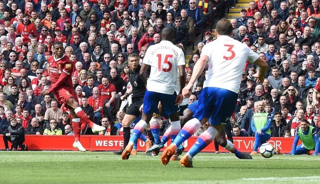 XTScore:利物浦0-0斯托克城 20