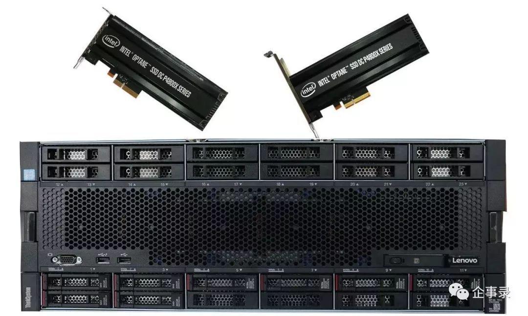 四路服务器搭配Optane 数据库真能飞起来 1