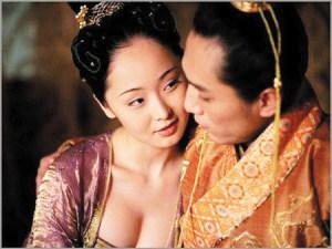 露乳装?唐朝的女人为何喜欢坦胸露乳? 5