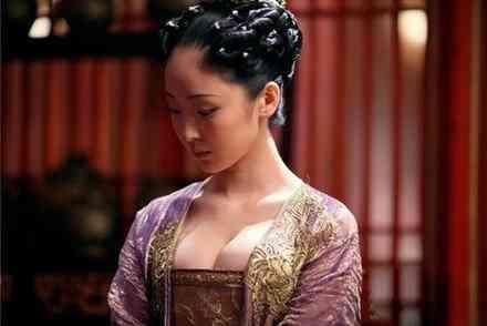 露乳装?唐朝的女人为何喜欢坦胸露乳? 1