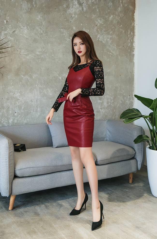 小清新吊带连衣裙美女风姿绰约美丽随性时尚减龄有魅力! 14