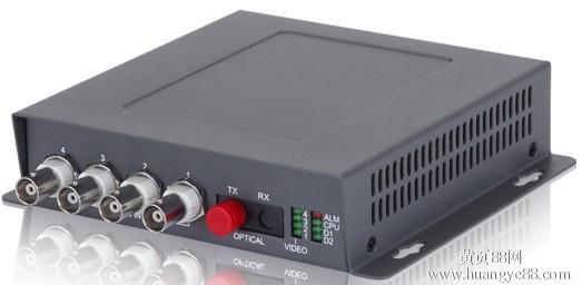 什么是视频光端机如何使用? 2