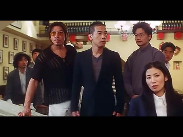 """盘点《古惑仔》电影中那些总是""""死不去""""的角色 5"""