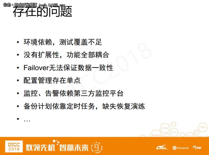爱可生洪斌:MySQL云数据库架构设计实践 9