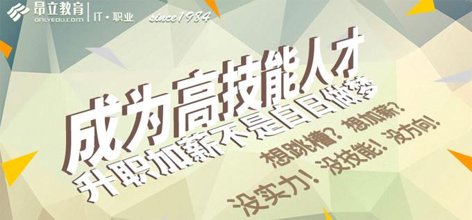 上海昂立IT教育 2