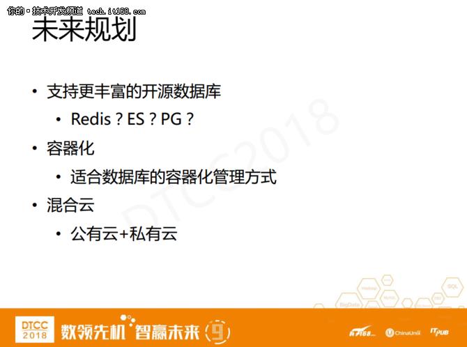 爱可生洪斌:MySQL云数据库架构设计实践 22