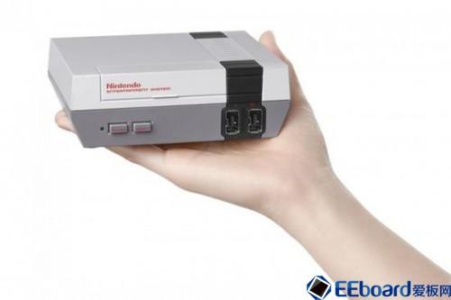 NES经典版:内置30游戏ROM的官方FC模拟器 爱板网 1