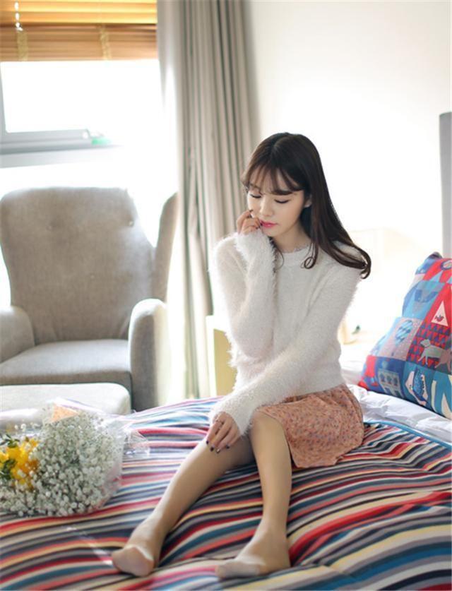 连裤袜喜欢穿短裙热裤美女的必备神器 6