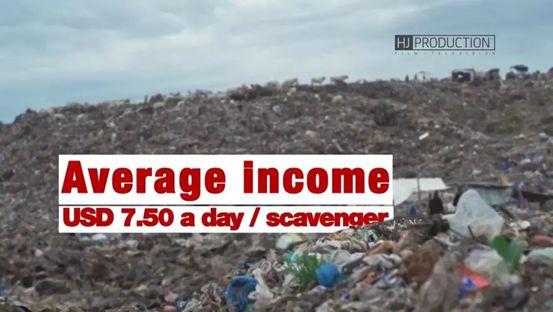 开在垃圾场的网红餐厅,用塑料当钞票,每天竟有几百人排队吃? 3