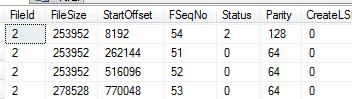 sql server 备份与恢复系列二 事务日志概述 4