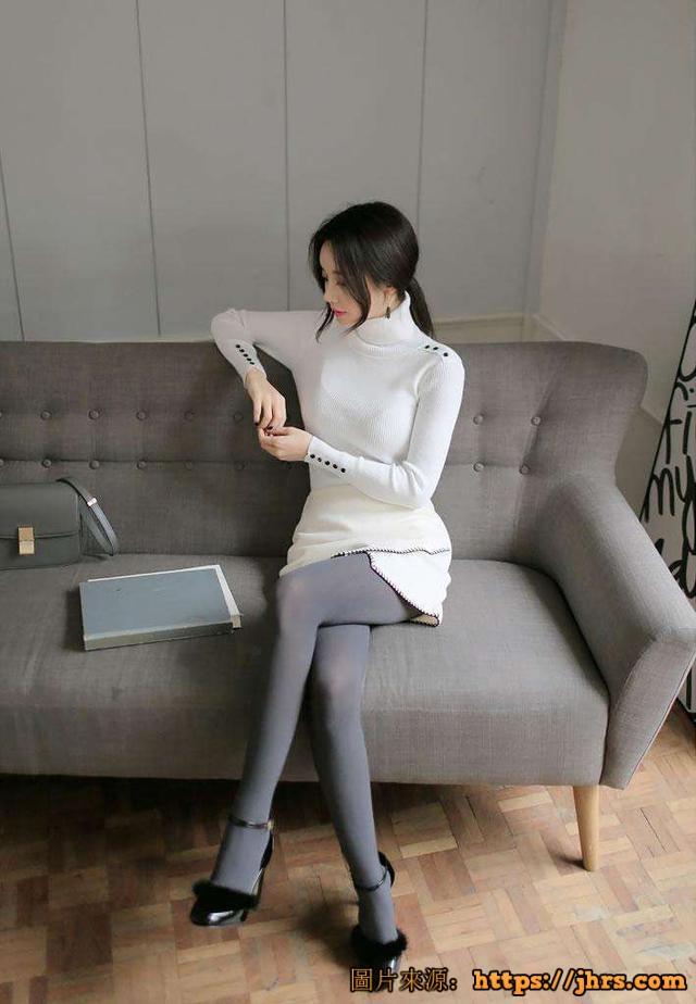 时尚教程教你穿出裤袜与打底裤的美感 5