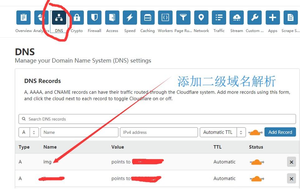 WordPress网站图片二级域名设置教程,5分钟操作完毕 1