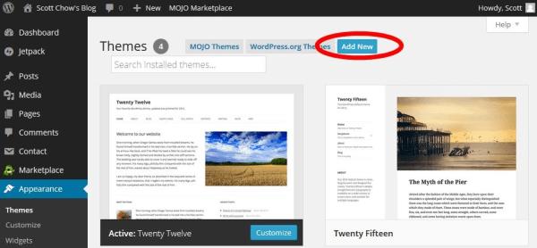 新手如何搭建博客网站赚钱呢,看这8个步骤你就知道了 7