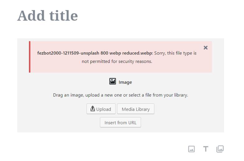 什么是WebP以及如何在WordPress中使用WebP图像 1
