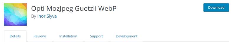 什么是WebP以及如何在WordPress中使用WebP图像 5