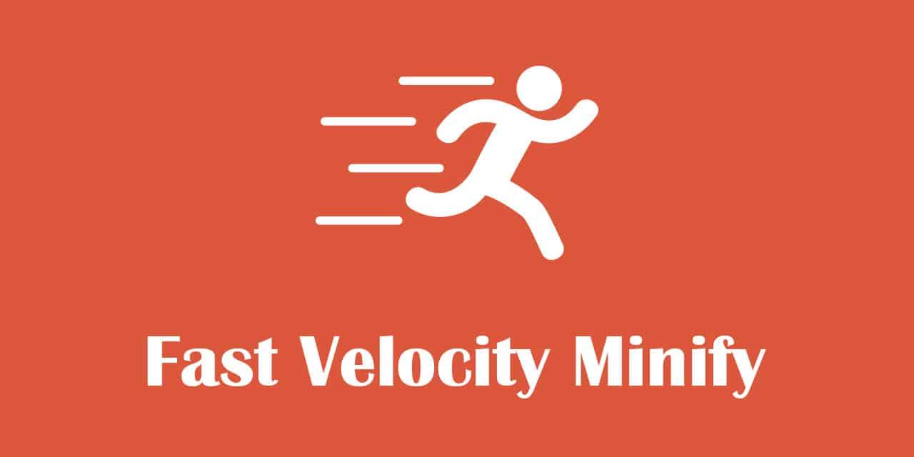 使用Fast Velocity Minify网站加速插件减少HTTP请求,压缩js和css文件 1