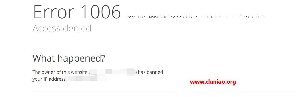 宝塔面板6.X-shell脚本,自动拉黑恶意IP到Cloudflare防火墙