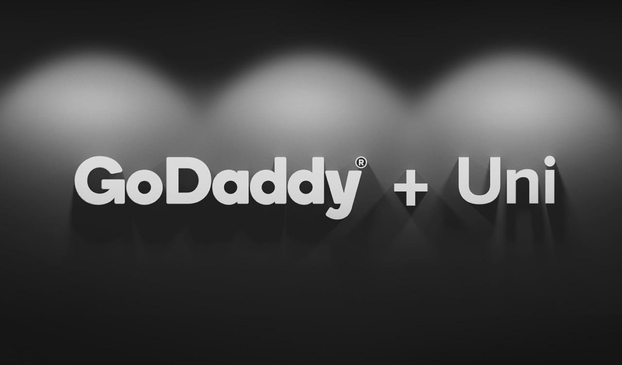 Godaddy收购uniregistry