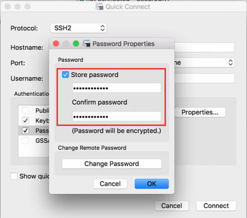 MAC SSH连接工具,可以试试iTerm2和SecureCRT 3