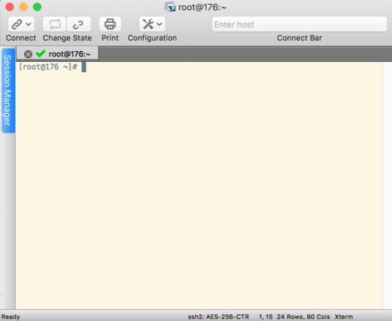 MAC SSH连接工具,可以试试iTerm2和SecureCRT 5