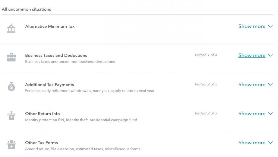 2020美国报税DIY,使用Turbo Tax在线报税逐步详解 24