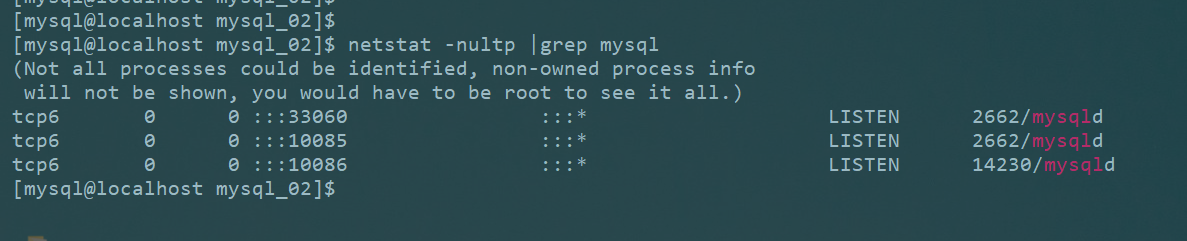 CentOS 7 搭建多实例MySQL 8 6
