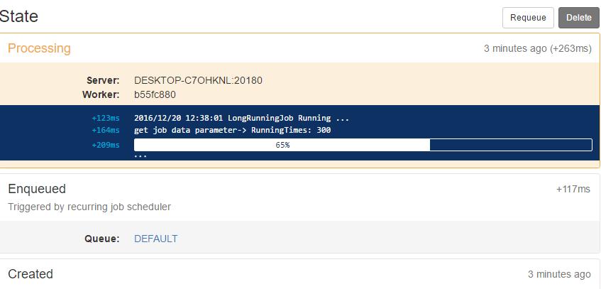 .net core项目咋用Hangfire