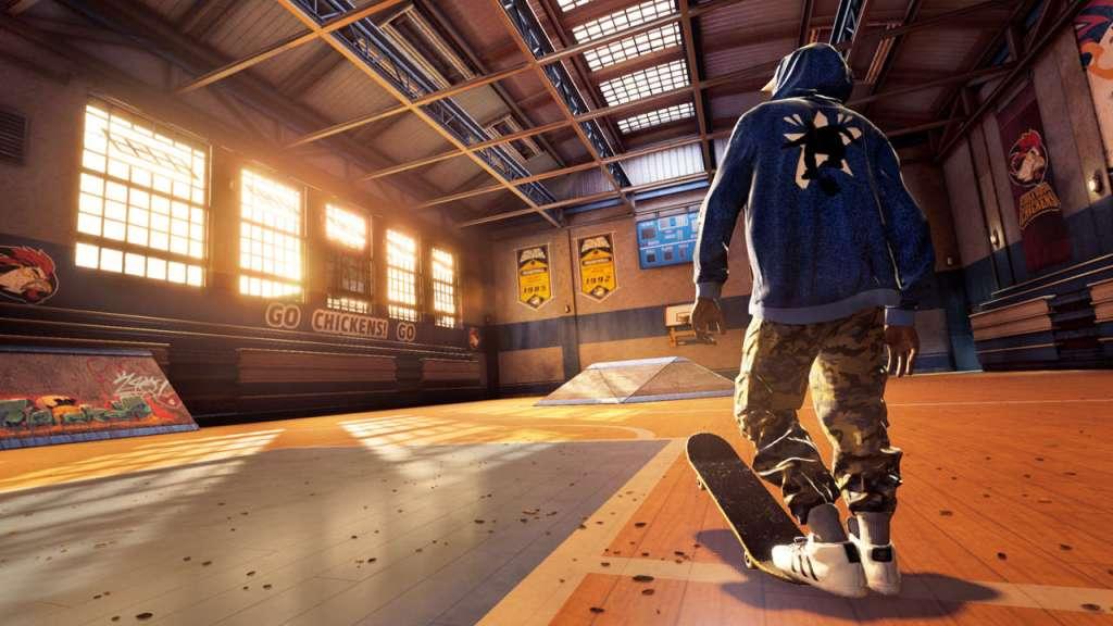 托尼·霍克(Tony Hawk)Pro Skater原声带