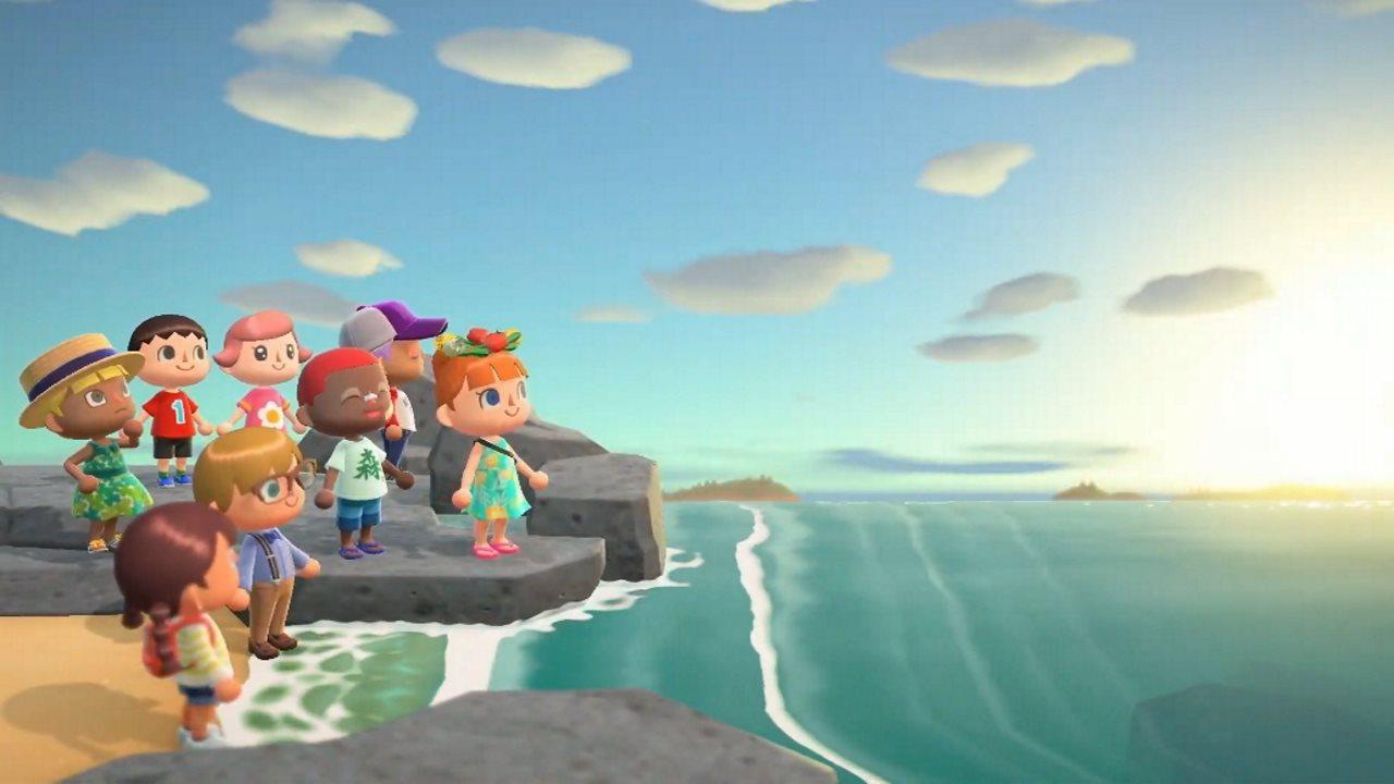 动物穿越:新视野 - Animal Crossing: New Horizons