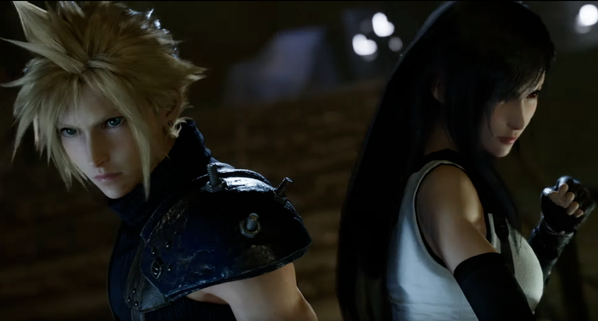 最终幻想7:重制版 - Final Fantasy 7 Remake