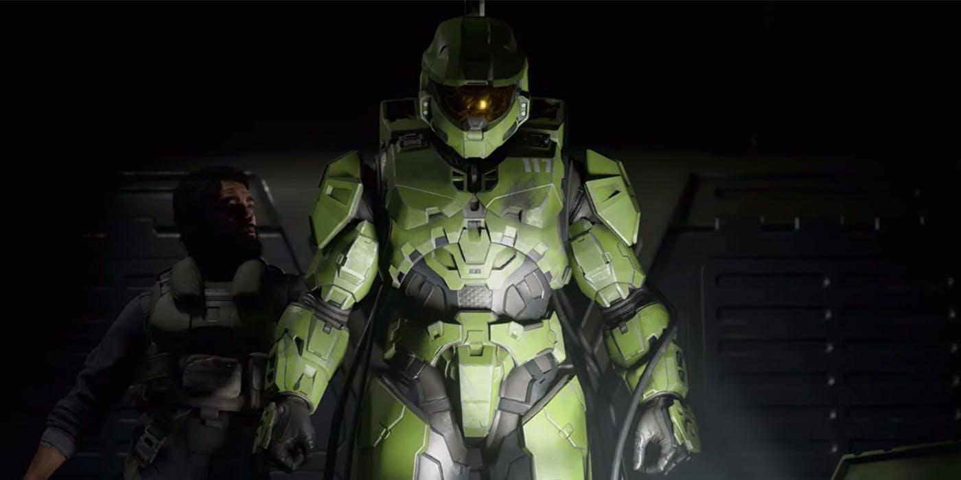 2020年最佳游戏-Halo Infinite