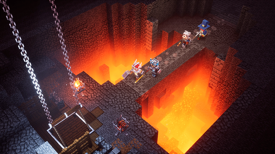 Best Games 2020 - Minecraft Dungeons