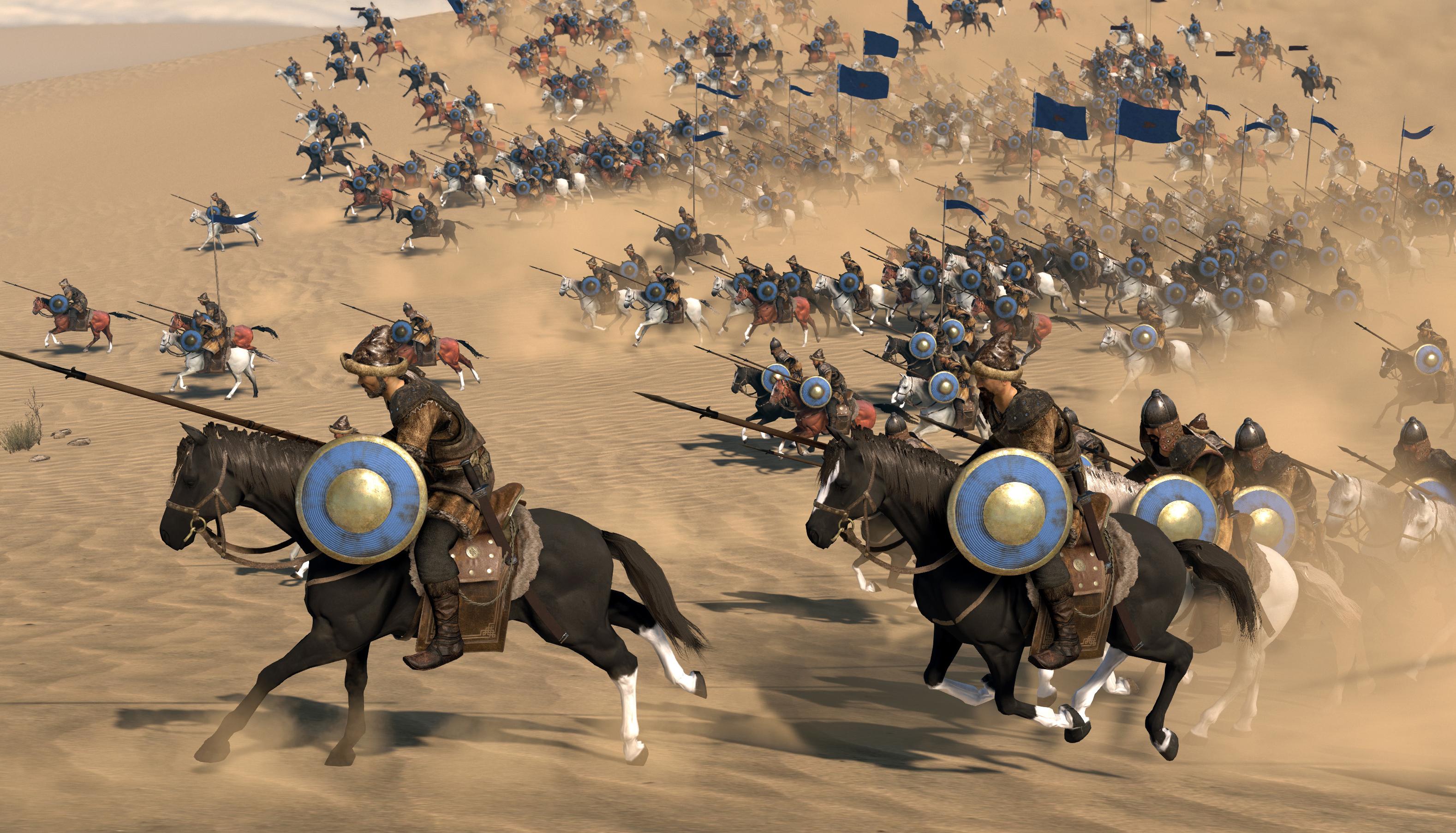 骑马与砍杀2:霸王