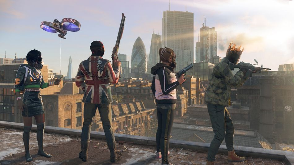 Best Games 2020 - Watch Dogs: Legion