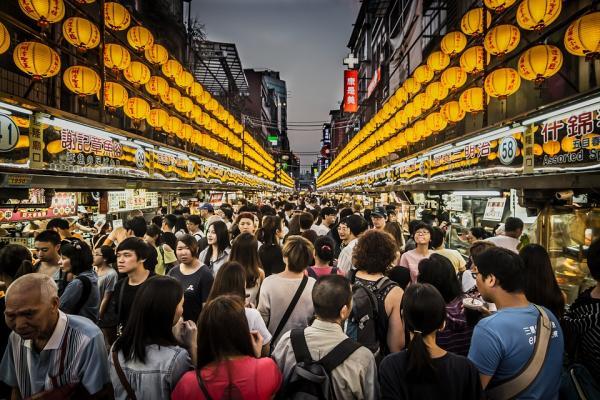 香港人移民台灣