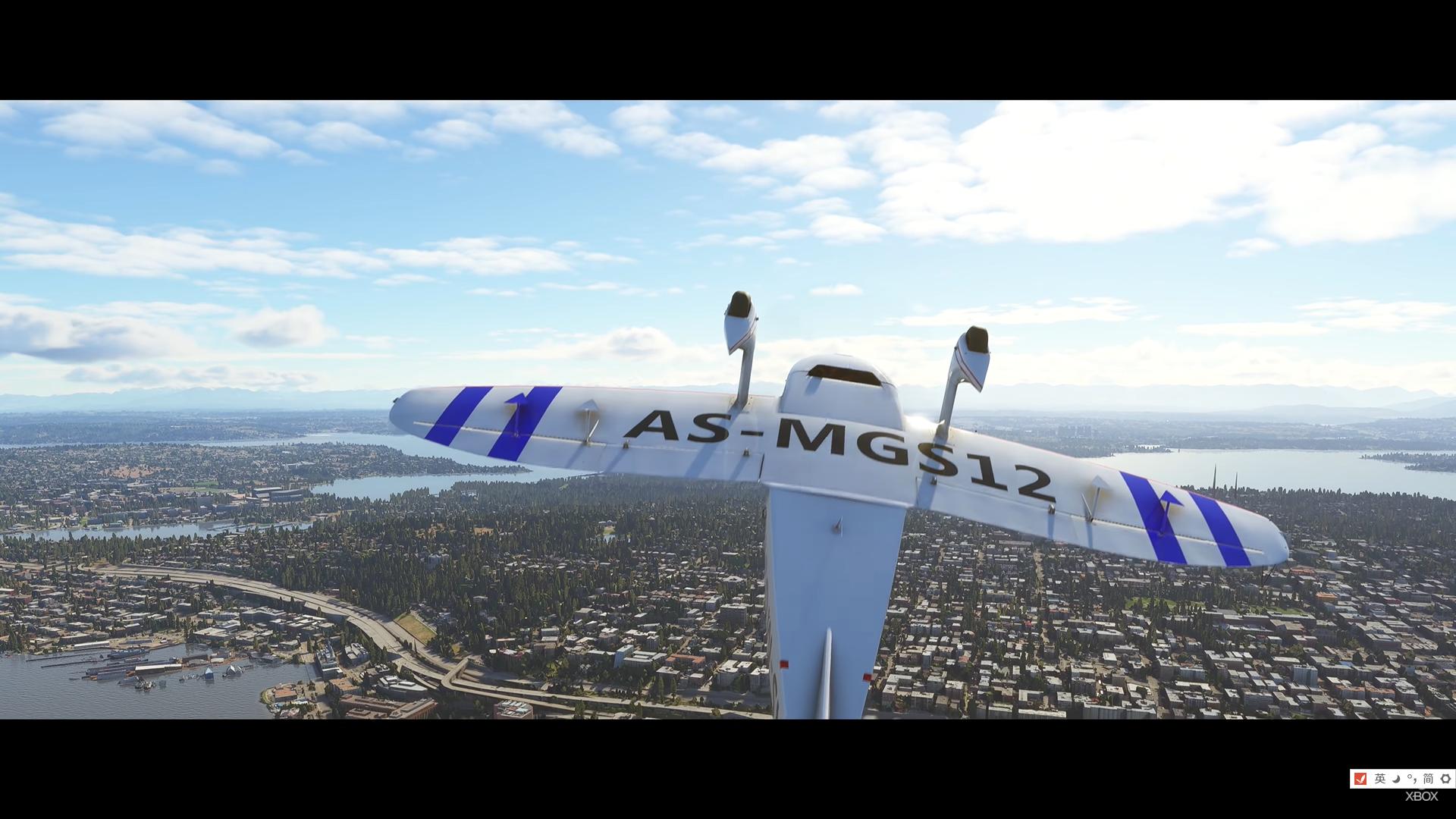 微软模拟飞行