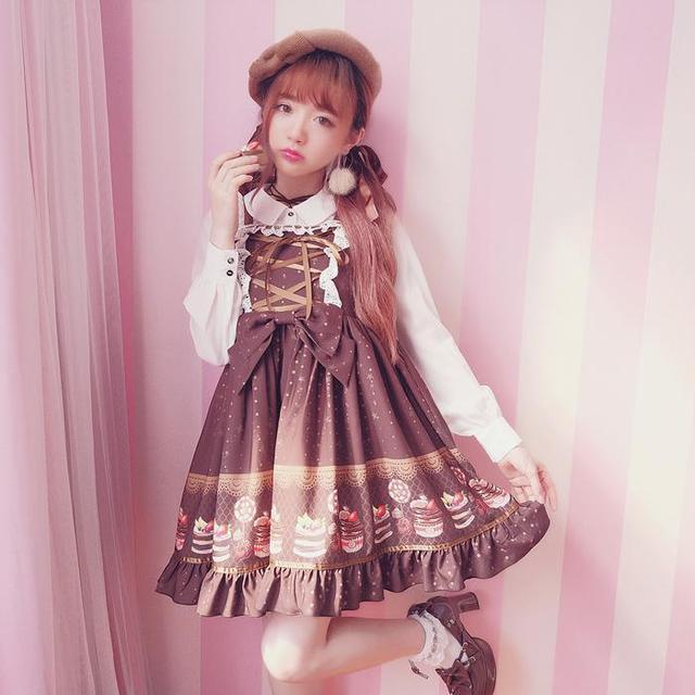 洛丽塔少女,做一个小公主