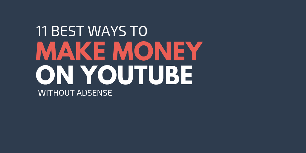 Youtube 赚钱