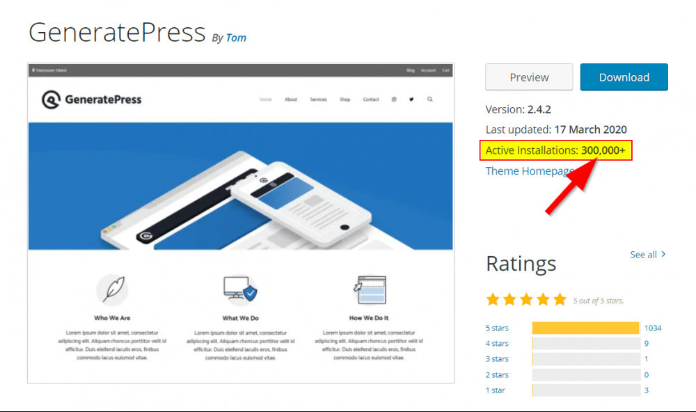 最佳WordPress英文主题