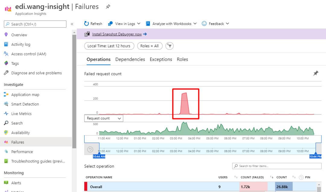 使用 Azure Web 应用防火墙拦截黑客攻击 6