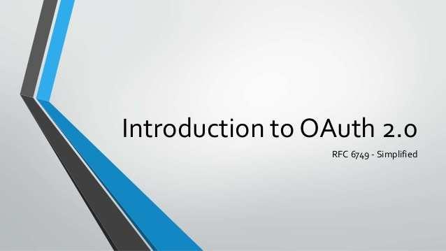 OAuth 2.0四种授权模式